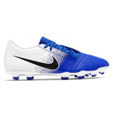 Nike Phantom Venom Club Football Boots White / Black US 7 / Wo8.5, White / Black, rebel_hi-res