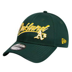 Oakland Athletics 2019 New Era 9FORTY Retro Script Cap, , rebel_hi-res