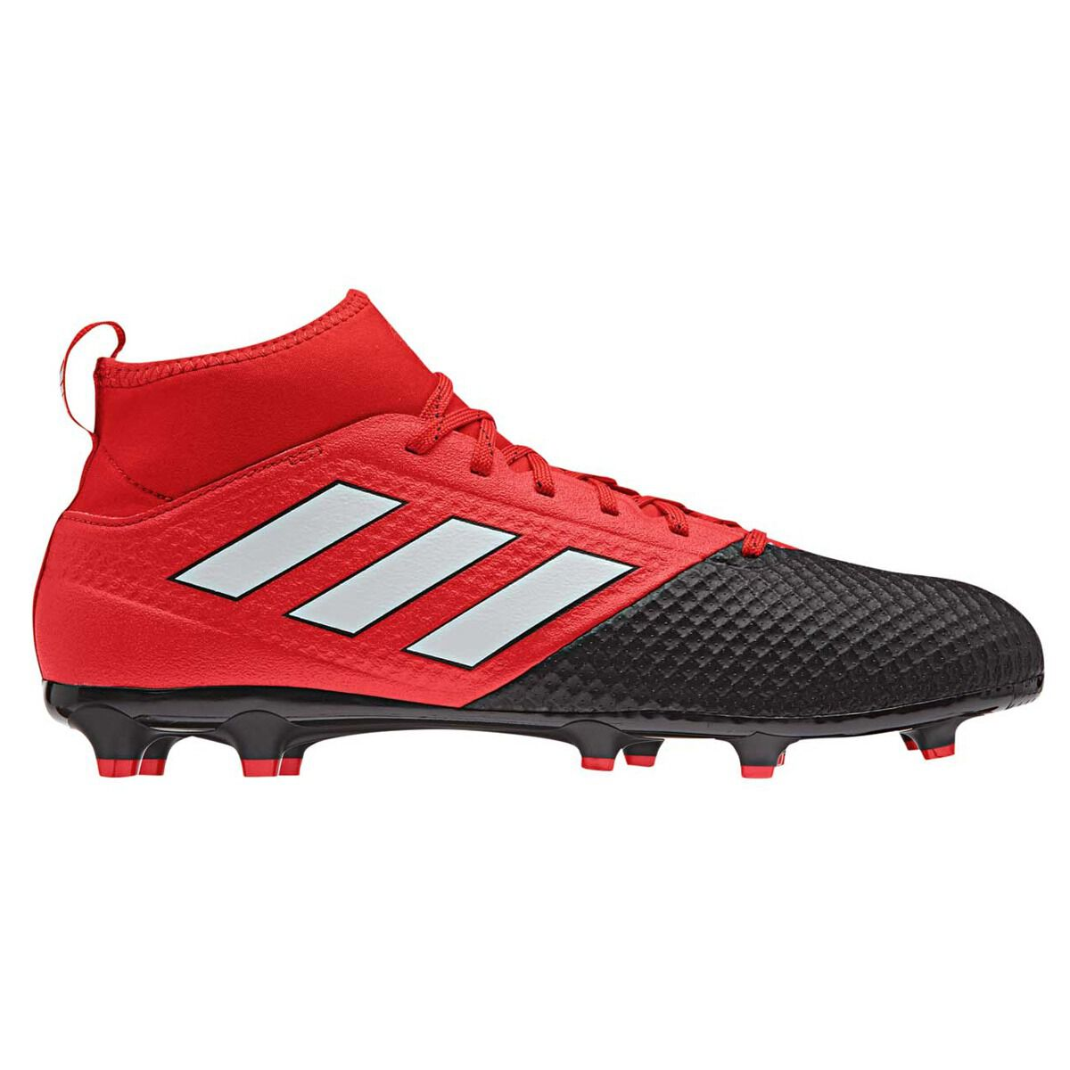 finest selection a3f72 473eb ... sweden adidas ace 17.3 primemesh mens football boots red white us 11  adult red 6fb85 8c58a