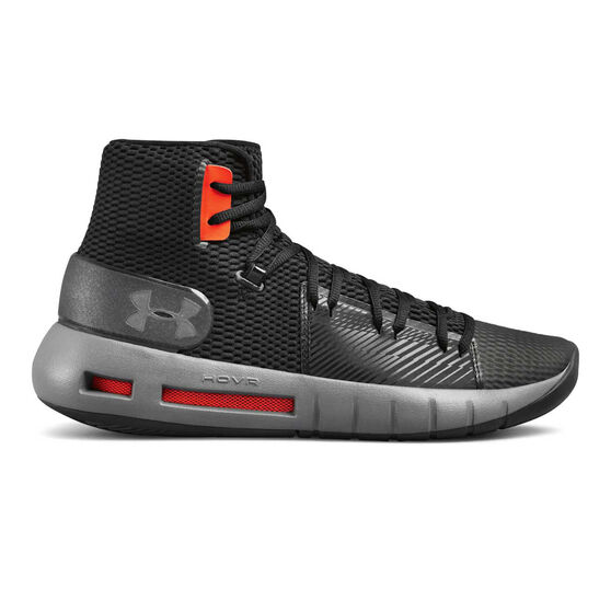 48c3f1ff61 Under Armour HOVR Havoc Mens Basketball Shoes Black US 8
