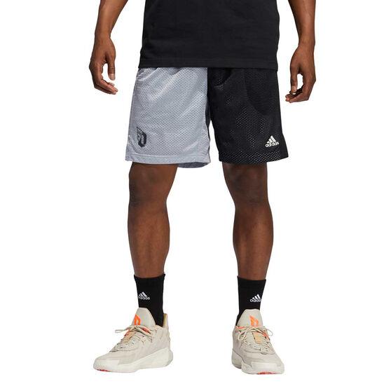 adidas Dame IMA Visionary Shorts, Black, rebel_hi-res