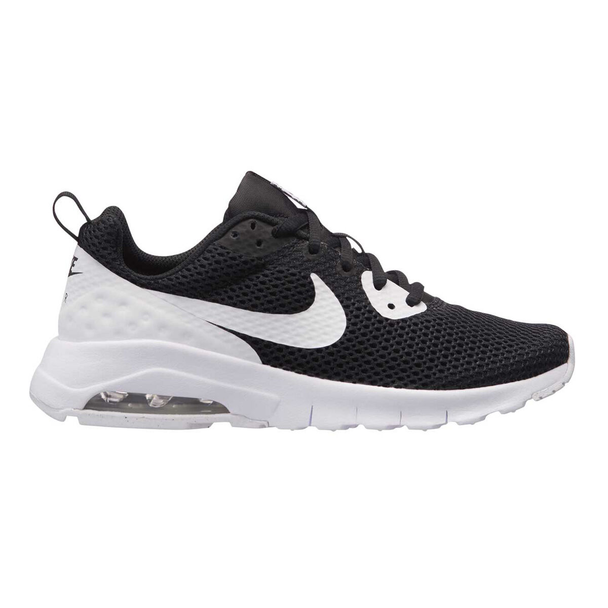 online retailer 17ab9 8e235 ... promo code nike air max motion low boys casual shoes black white us 6  black e28c7