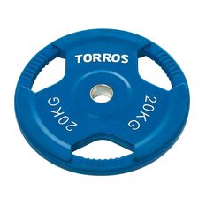 Torros 20kg Olympic Plate, , rebel_hi-res