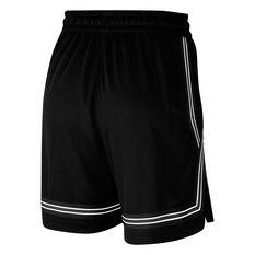 Nike Womens Swoosh Fly Basketball Shorts, Black, rebel_hi-res