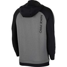 91d992a26 ... Nike Mens Pro Pullover Hoodie Charcoal S, Charcoal, rebel_hi-res