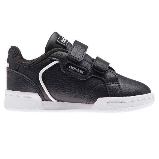 adidas Roguera Toddlers Shoes, Black/White, rebel_hi-res