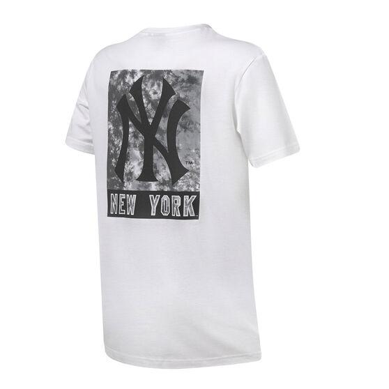 New York Yankees Mens Pattison Tee, White, rebel_hi-res