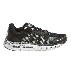 Under Armour HOVR Infinite Mens Running Shoes Black / Grey US 8, Black / Grey, rebel_hi-res