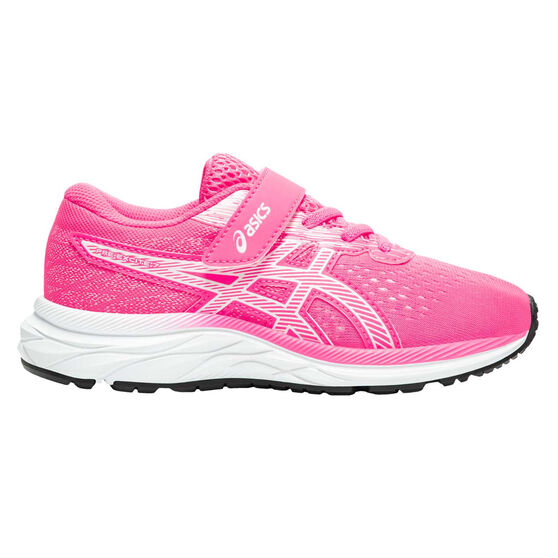 Asics GEL Excite 7 Kids Running Shoes, Pink / White, rebel_hi-res
