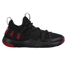 Nike Jordan Trainer Pro Mens Basketball Shoes Black / Red US 7, Black / Red, rebel_hi-res
