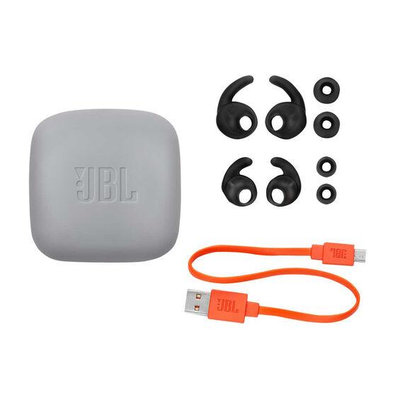 JBL Endurance Reflect Contour 2 Wireless Sports Headphones Black, Black, rebel_hi-res