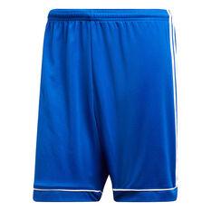 1383ae31d adidas Squadra 17 Football Shorts Blue   White 12 11 2019