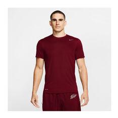 Nike Mens Dri-FIT Legend 2.0 Training Tee, Red, rebel_hi-res