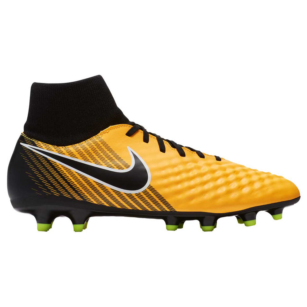 e404b3348 Nike Magista Onda II Dynamic Fit Mens Football Boots Orange   White US 8  Adult