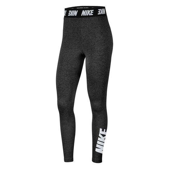 Nike Womens Sportswear Club Tights Black XS, Black, rebel_hi-res