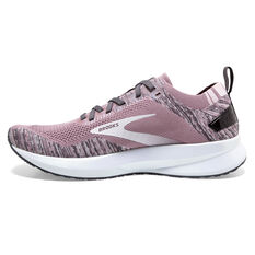 Brooks Levitate 4 Womens Running Shoes Grey US 6, Grey, rebel_hi-res