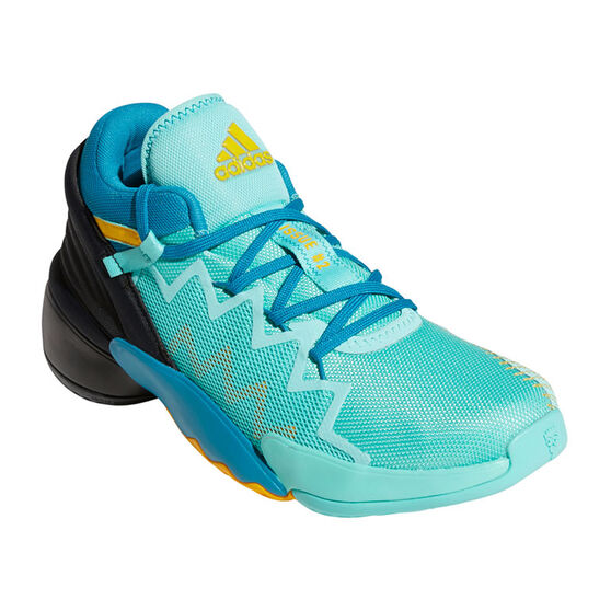 adidas D.O.N. Issue 2 Basketball Shoes, Blue, rebel_hi-res