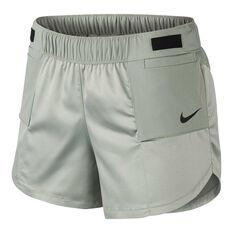 Nike Womens Tempo Lux Running Shorts Green XS, Green, rebel_hi-res
