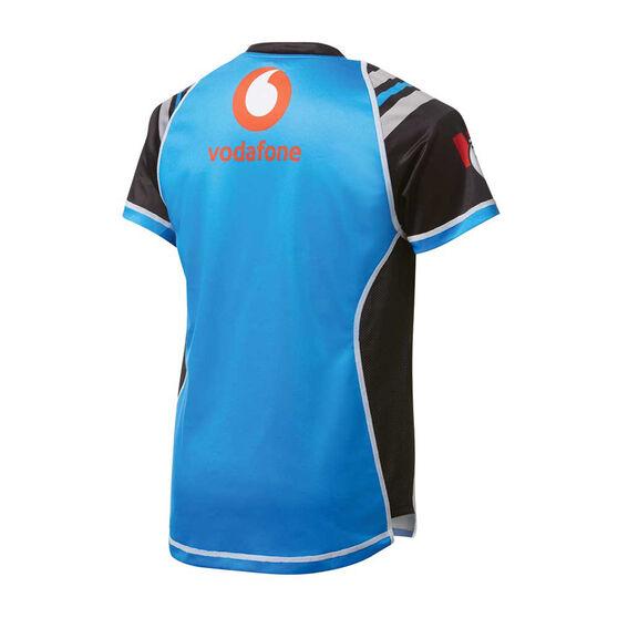 Adelaide Strikers 2019 Kids Jersey, Blue, rebel_hi-res