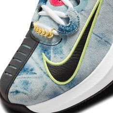 NikeCourt Air Zoom GP Turbo Hardcourt Womens Tennis Shoe, White/Black, rebel_hi-res