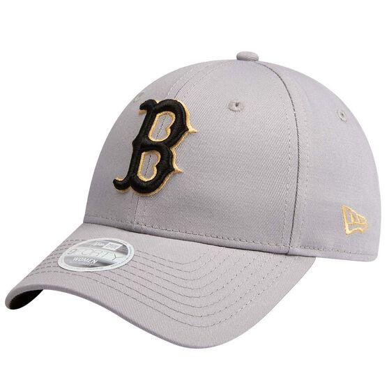 Boston Red Sox 2019 Womens New Era 9FORTY Gold Cap, , rebel_hi-res
