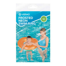 Verao Inflatable Frosted Neon Inflatable Swing Ring, , rebel_hi-res