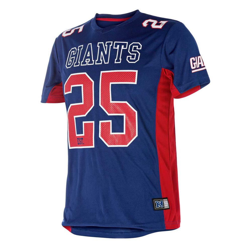 New York Giants Mens NFL Mesh Tee S  6f378c78b