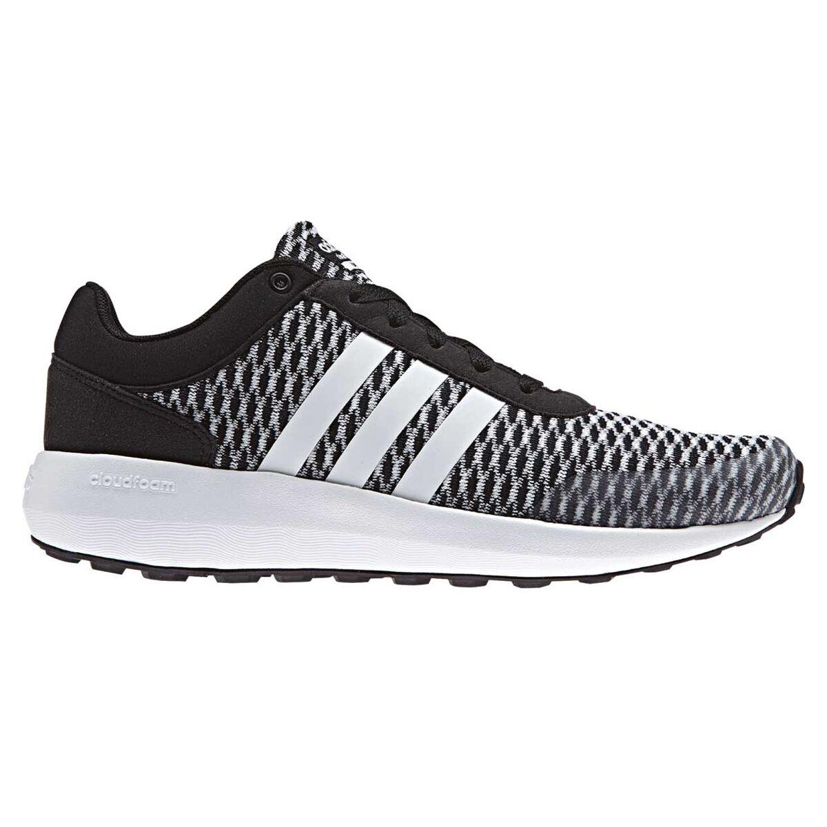 Adidas cloudfoam raza  mujer Casual zapatos negro / GRIS US 9 rebeldes