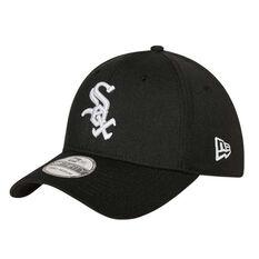 Chicago White Sox New Era 39THIRTY Cap Black M/L, Black, rebel_hi-res