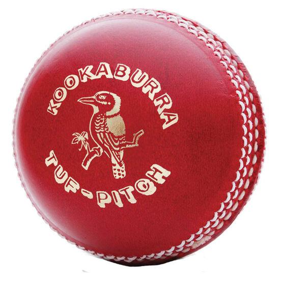 Kookaburra Tuff Pitch 142g Cricket Ball, , rebel_hi-res