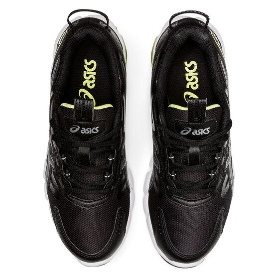 Asics GEL Quantum 90 2 Kids Casual Shoes, Black/Red, rebel_hi-res