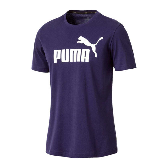 Puma Mens Essential Logo Tee, , rebel_hi-res
