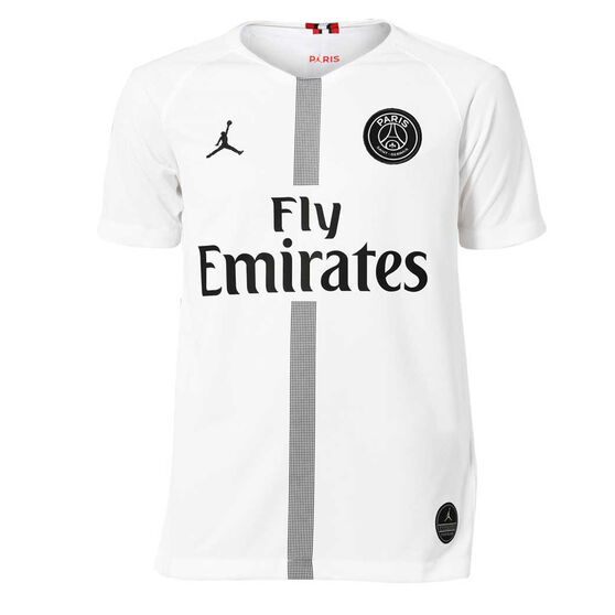 uk availability 98d5e 4024f Paris Saint Germain FC 2018/19 Air Jordan Kids 3rd Jersey