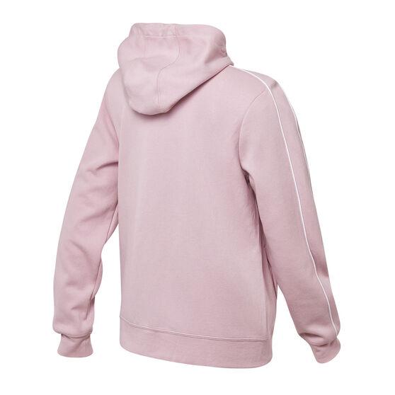 Nike Womens Sportswear Millennium Full-Zip Hoodie, Pink, rebel_hi-res