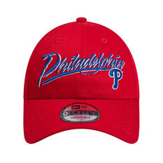 Philadelphia Phillies New Era 9FORTY Retro Script Cap, , rebel_hi-res