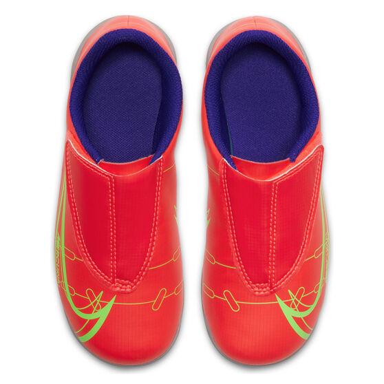 Nike Mercurial Vapor 14 Club Kids Football Boots, Crimson, rebel_hi-res