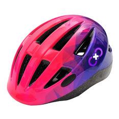 Goldcross Kids Mayhem Bike Helmet Pink 44 - 50cm, Pink, rebel_hi-res