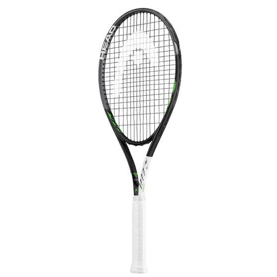 Head Geo Speed Tennis Racquet White / Black 4 3/8 in, White / Black, rebel_hi-res