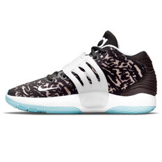 Nike KD 14 Basketball Shoes Black/White US 7, Black/White, rebel_hi-res