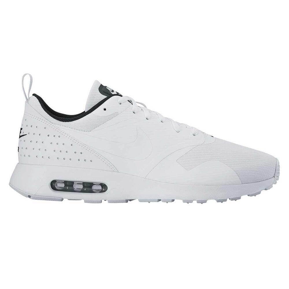 c6378dd8bb Nike Air Max Tavas Mens Casual Shoes White / Black US 8, White / Black