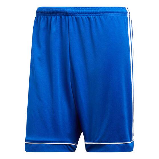 adidas Squadra 17 Football Shorts, Blue / White, rebel_hi-res