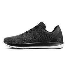Under Armour Remix Mens Casual Shoes Black / Grey US 7, Black / Grey, rebel_hi-res
