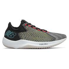 New Balance FuelCell Rebel Mens Running Shoes Black US 7, Black, rebel_hi-res