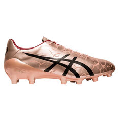 Asics Menace 3 Football Boots Rose Gold US Mens 6 / Womens 7.5, Rose Gold, rebel_hi-res