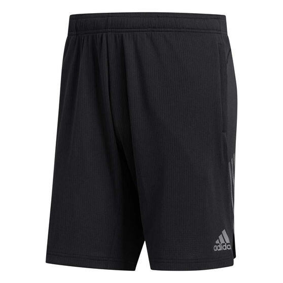 adidas Mens 4KRFT 360 Climachill Shorts Black XL, Black, rebel_hi-res