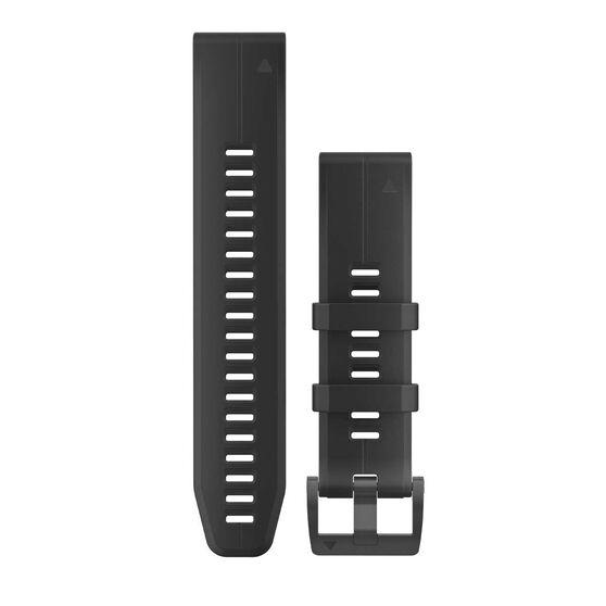 Garmin QuickFit 22mm Adjustable Silicone Watch Band, , rebel_hi-res