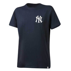 New York Yankees Majestic Codey T-Shirt, Navy, rebel_hi-res