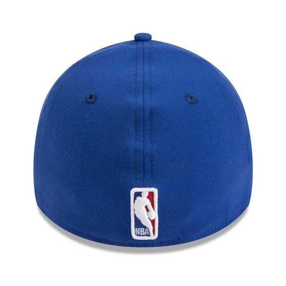 Philadelphia 76ers 39THIRTY Type Hype Cap, Blue, rebel_hi-res