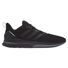 adidas Questar TND Mens Running Shoes Black US 7, Black, rebel_hi-res