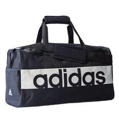 adidas Linear Performance Sports Bag Black / White, , rebel_hi-res